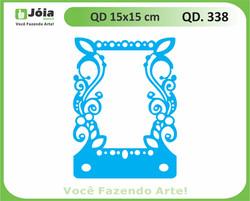 stencil QD 338