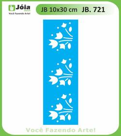Stencil JB 721