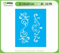 stencil JC 1170