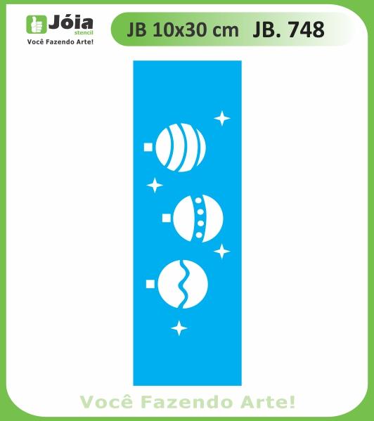 Stencil JB 748