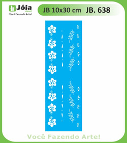 Stencil JB 638