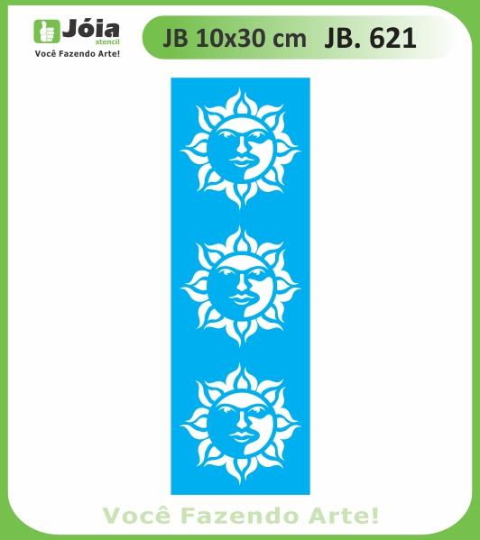 Stencil JB 621