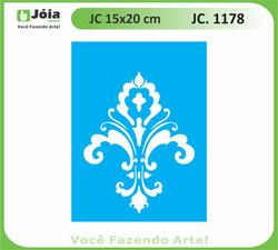 stencil JC 1178