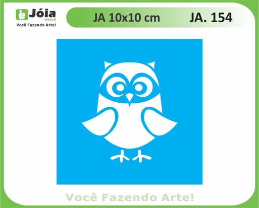 stencil JA 154