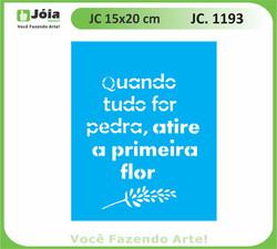 stencil JC 1193