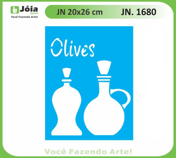 Stencil JN 1680