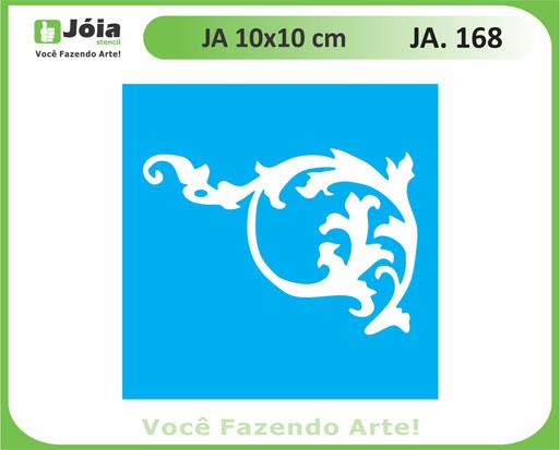 stencil JA 168