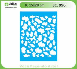 stencil JC 996