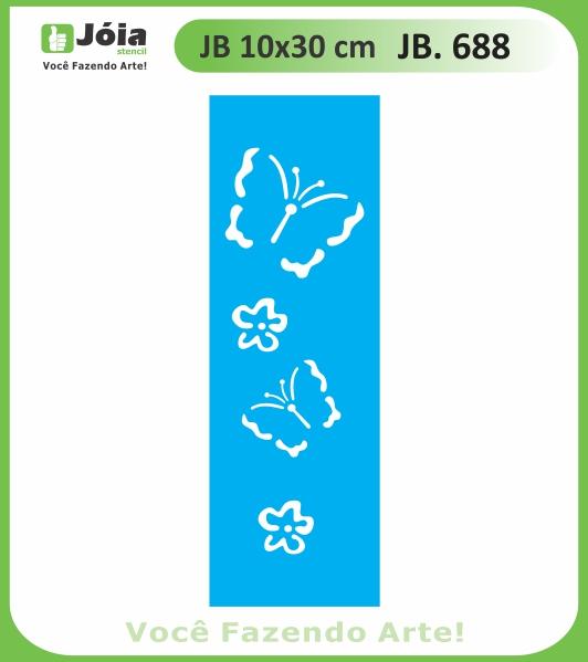 Stencil JB 688