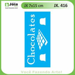 Stencil JX 416