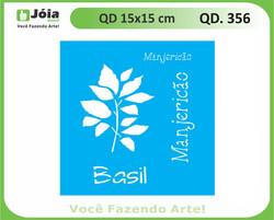 stencil QD 356