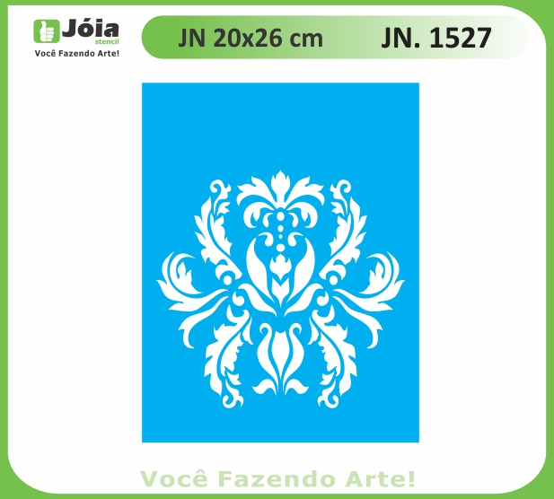 Stencil JN 1527