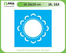 stencil JA 163