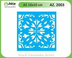 Stencil AZ 2003