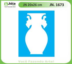 Stencil JN 1673