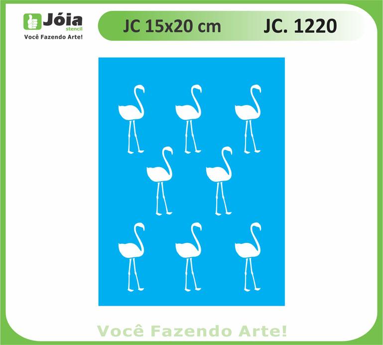 stencil JC 1220