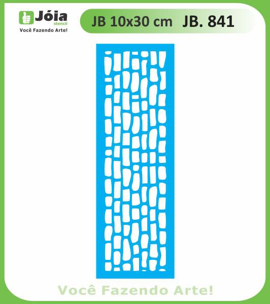 Stencil JB 841