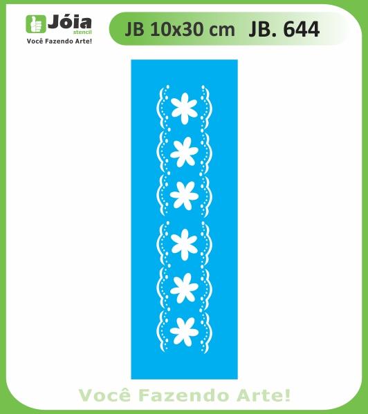 Stencil JB 644
