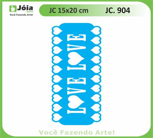 stencil JC 904