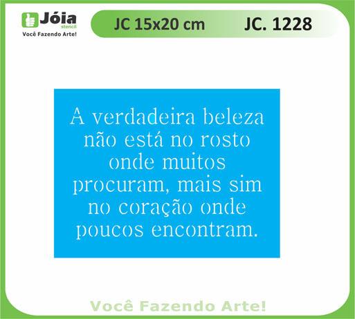 stencil JC 1228