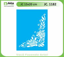 stencil JC 1182