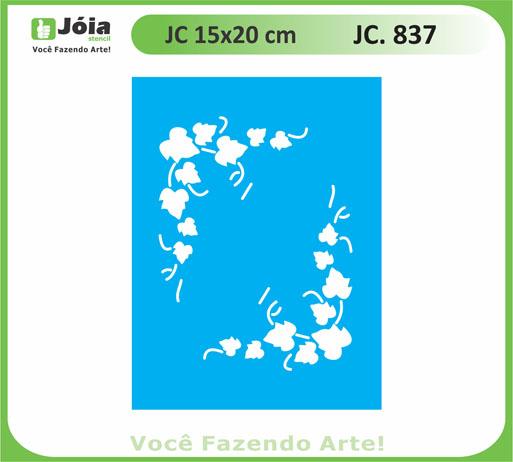 stencil JC 837