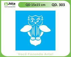 stencil QD 303