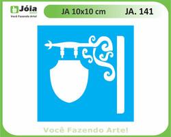 stencil JA 141
