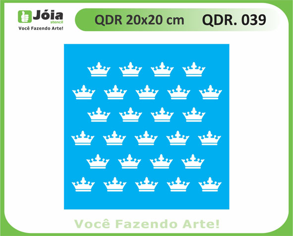 stencil QDR 039