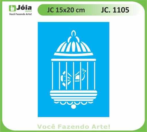 stencil JC 1105