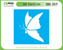 stencil QD 217