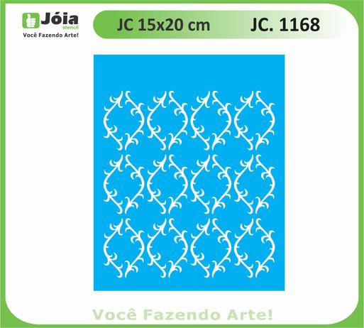 stencil JC 1168