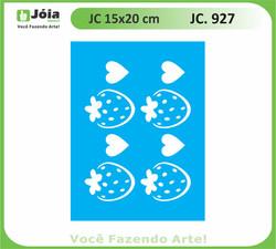 stencil JC 927