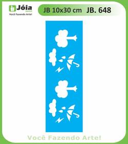 Stencil JB 648