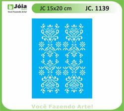 stencil JC 1139