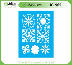 stencil JC 965