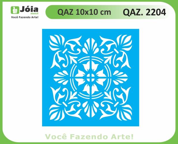 Stencil QAZ 2204