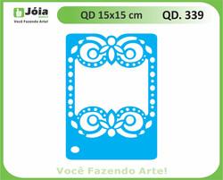 stencil QD 339