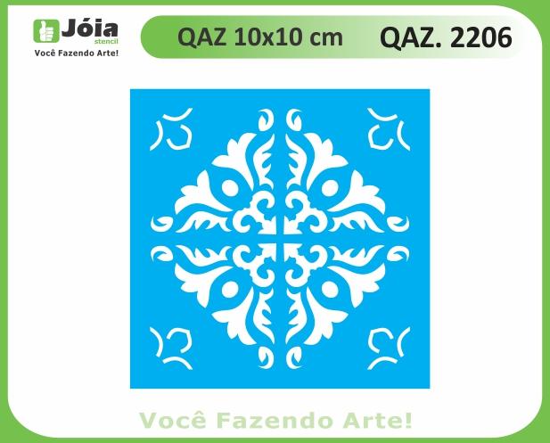 Stencil QAZ 2206