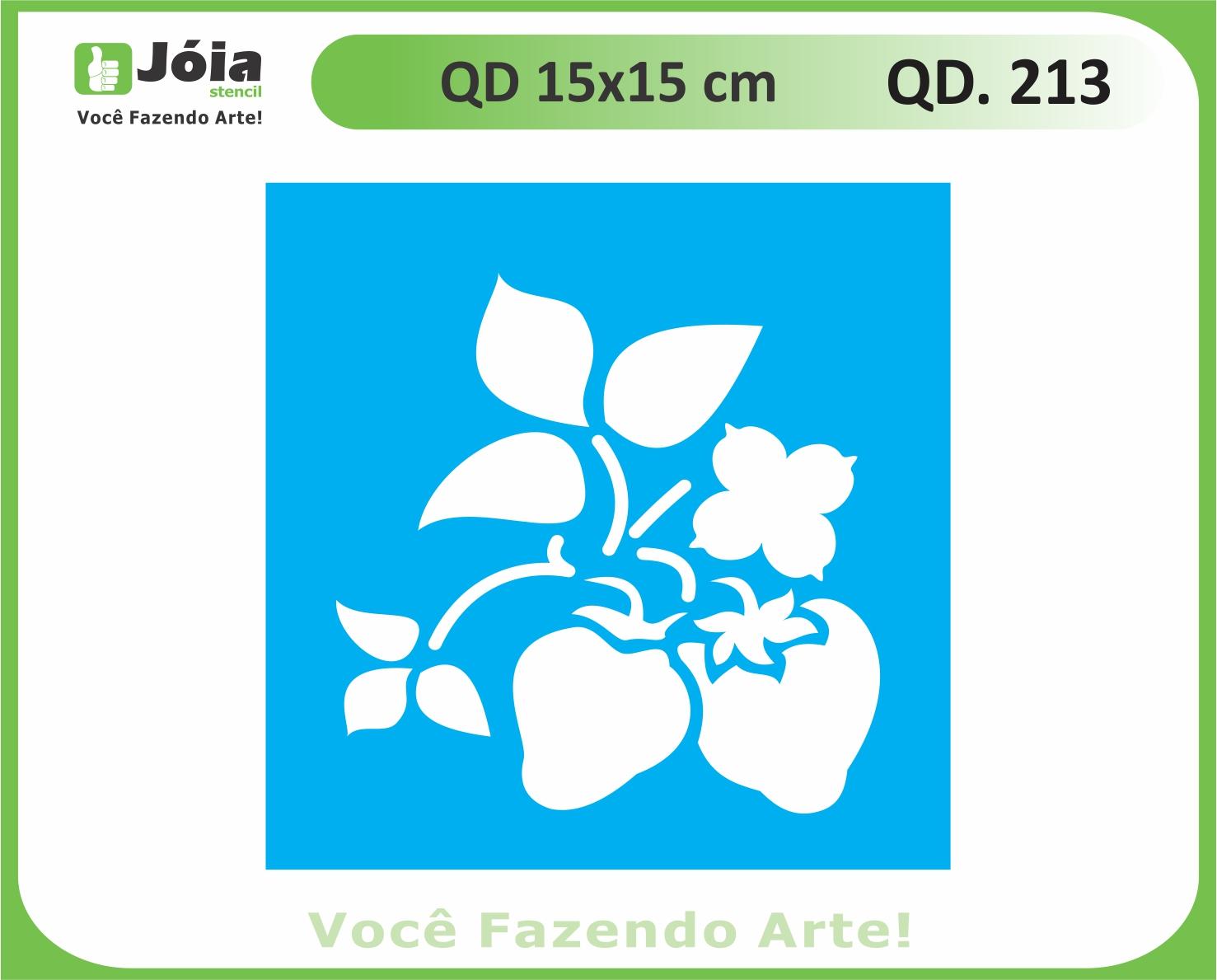 stencil QD 213