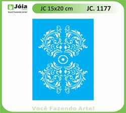 stencil JC 1177