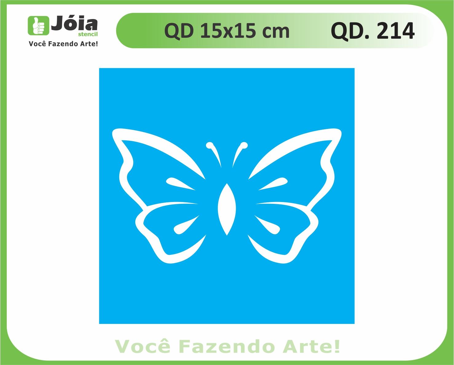 stencil QD 214
