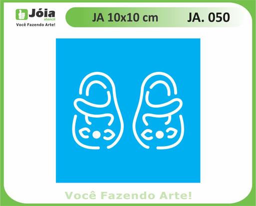 stencil JA 050