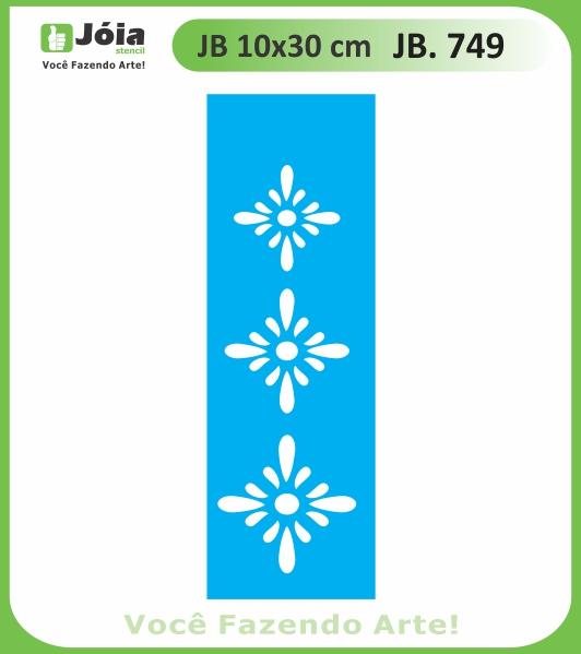 Stencil JB 749
