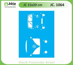 stencil JC 1064