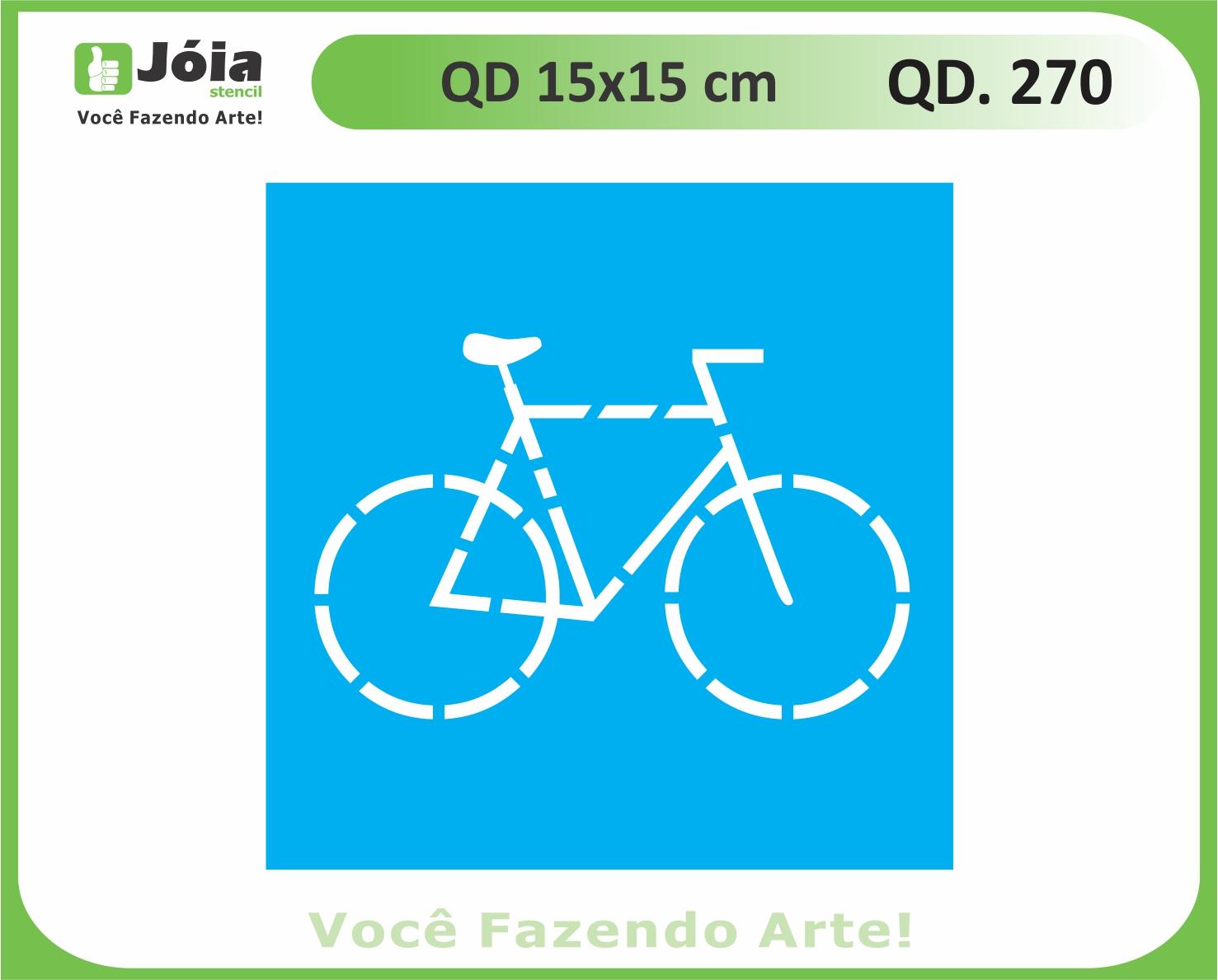 stencil QD 270