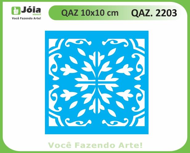 Stencil QAZ 2203