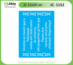 stencil JC 1152