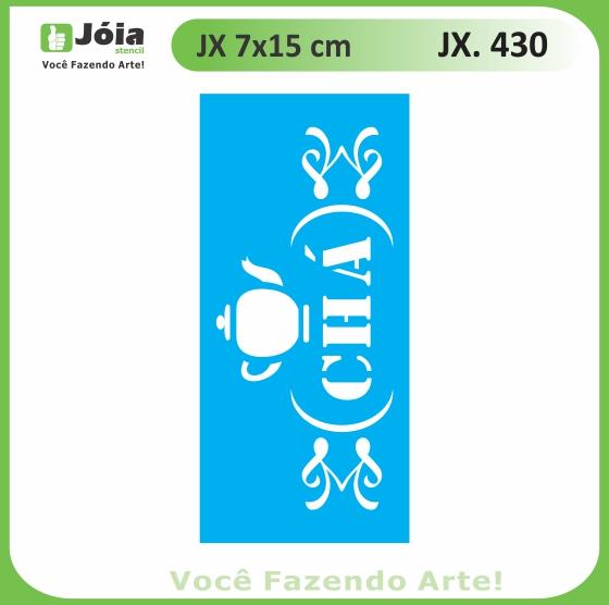 Stencil JX 430