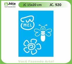 stencil JC 920